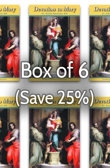 Devotion to Mary 25% bulk discount