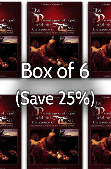 The Providence of God and the Existence of Evil 25% bulk discount