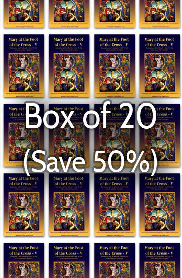 Mary at the Foot of the Cross 5: Immaculate Conception and Coredemption 50% bulk discount