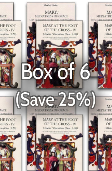 Mary at the Foot of the Cross 4: Mother of the Living 25% bulk discount