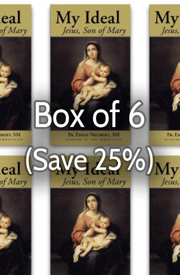 My Ideal: Jesus, Son of Mary 25% bulk discount