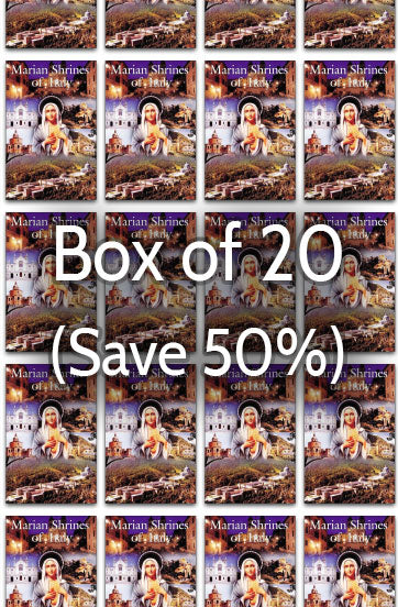 Marian Shrines of Italy 50% bulk discount