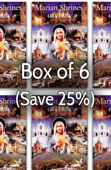 Marian Shrines of Italy 25% bulk discount