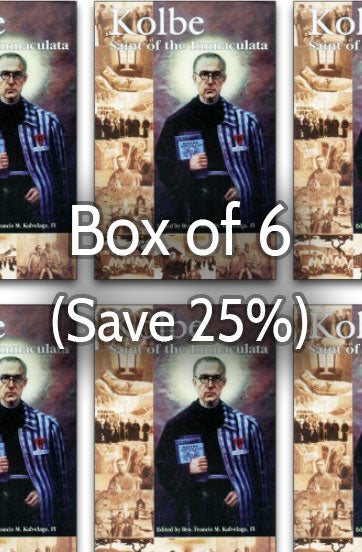 Kolbe, Saint of the Immaculata 25% bulk discount