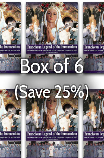 Franciscan Legend of the Immaculate 25% bulk discount