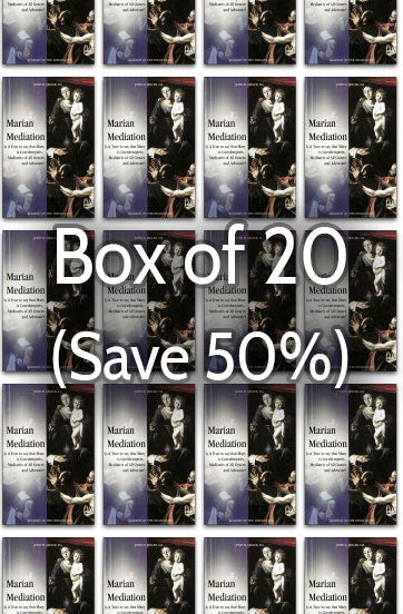 Mary's Maternal Mediation 50% bulk discount