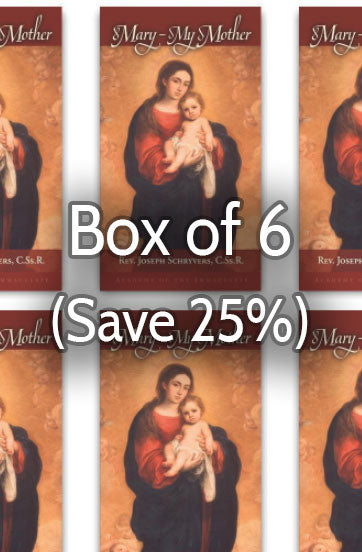 Mary - My Mother 25% bulk discount