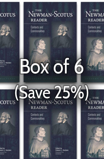 The Newman-Scotus Reader: Contexts and Commonalities 25% bulk discount