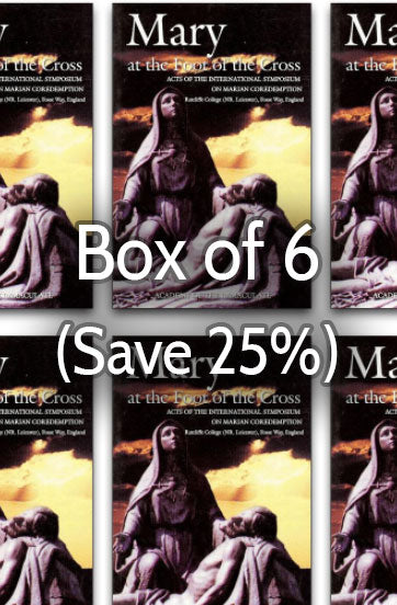 Mary at the Foot of the Cross 1: Millennium with Mary 25% bulk discount