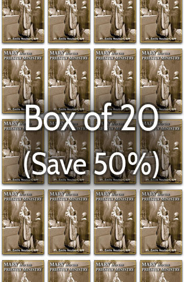 Mary and the Priestly Ministry 50% bulk discount