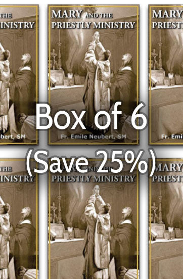 Mary and the Priestly Ministry 25% bulk discount