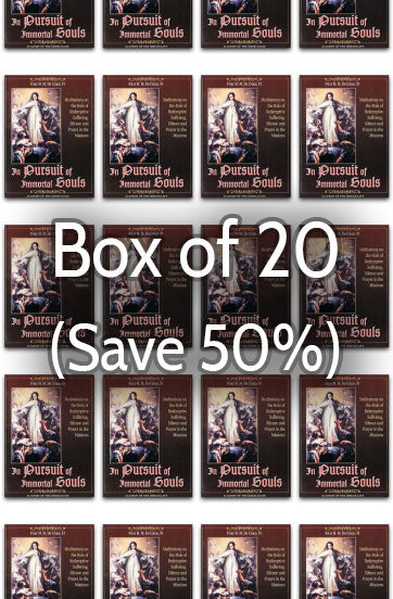 In Pursuit of Immortal Souls 50% bulk discount