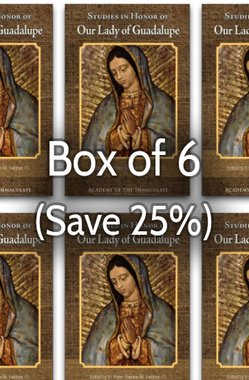 Mariological Studies in Honor of Our Lady of Guadalupe 25% bulk discount