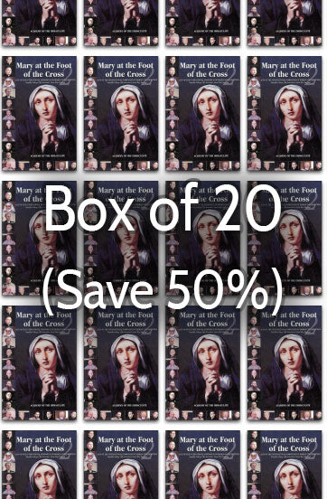 Mary at the Foot of the Cross 2: Marian Coredemption 50% bulk discount