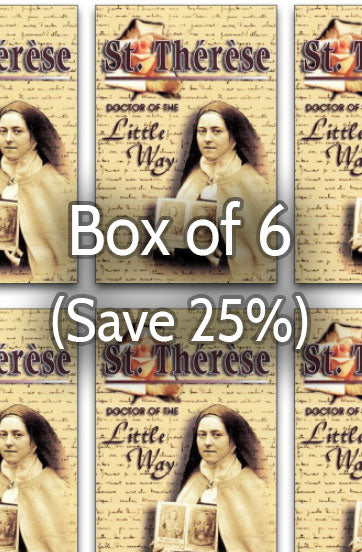 St. Therese: Doctor of the Little Way 25% bulk discount