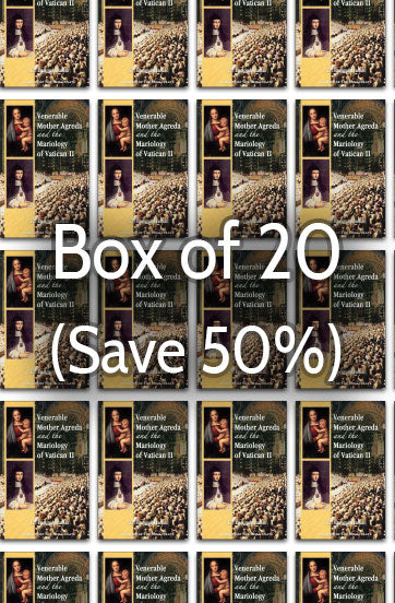 Venerable Mother Agreda and the Mariology of Vatican II 50% bulk discount