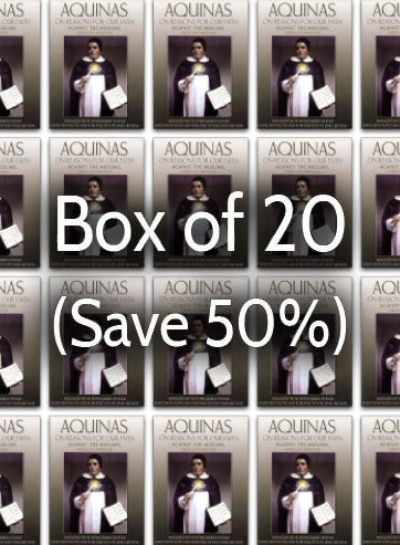 Aquinas on Reasons for Our Faith 50% bulk discount