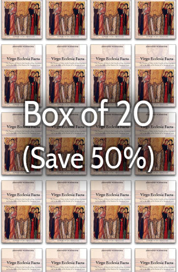 Virgo Ecclesia Facta - The Virgin Made Church 50% bulk discount