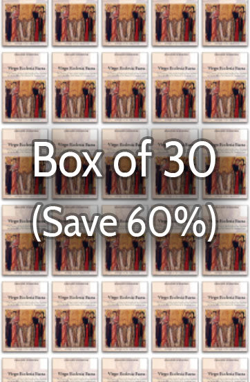 Virgo Ecclesia Facta - The Virgin Made Church 60% bulk discount