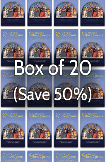 The Three Crowns 50% bulk discount