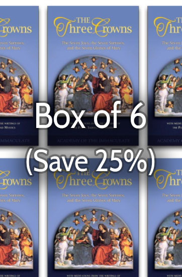 The Three Crowns 25% bulk discount