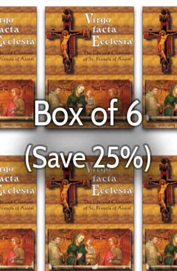 Virgo Facta Ecclesia (Virgin Made Church) 50% bulk discount
