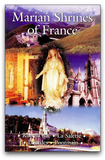 Marian Shrines of France