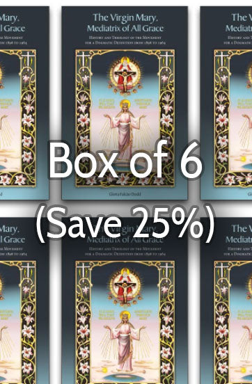 The Virgin Mary, Mediatrix of All Graces 25% bulk discount