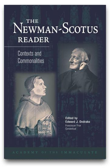 The Newman-Scotus Reader: Contexts and Commonalities
