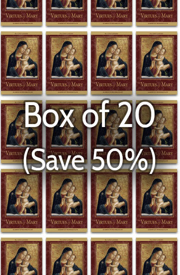 The Virtues of Mary 50% bulk discount