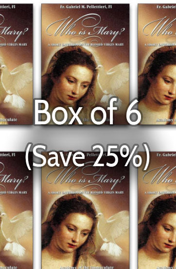 Who is Mary? 25% bulk discount