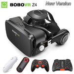 Virtual Reality goggle 3D VR Glasses Original BOBOVR Z4/ bobo vr Z4 Mini google cardboard VR Box 2.0 For 4.0-6.0 inch smartphone - Evoke Direct