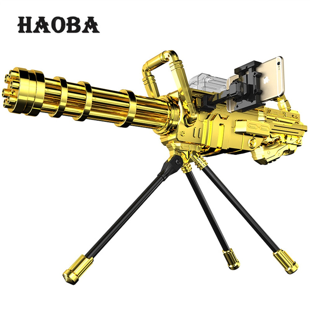 HAOBA AR Smart Gatling Gun VR - Evoke Direct