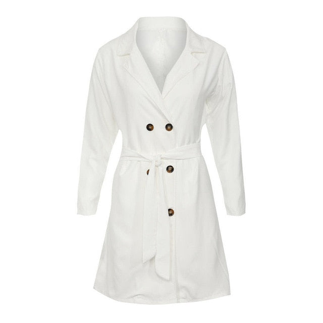 Get Out of the Trench - Trench Coat - Evoke Direct