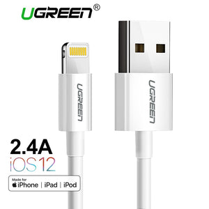 Ugreen MFi USB Fast Charging Cable for iPhone - Evoke Direct