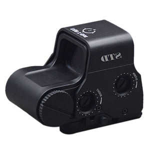 Red Dot Sight Modification for Toy Gel Blasters - Evoke Direct