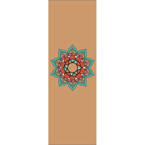 Natural Cork Yoga Mat (Eco-Friendly) - Evoke Direct