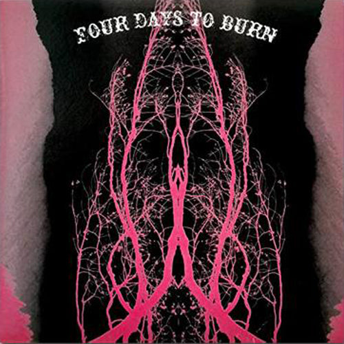 "Four Days To Burn 7"" Lieutenant/Casino Bitch"