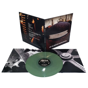 Rabies Caste For The Vomiting Tractor Drivers  Green LP