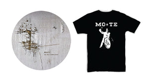 MO*TE - An Idle Complaint Pic Disc LP + HFNV Shirt Bundle