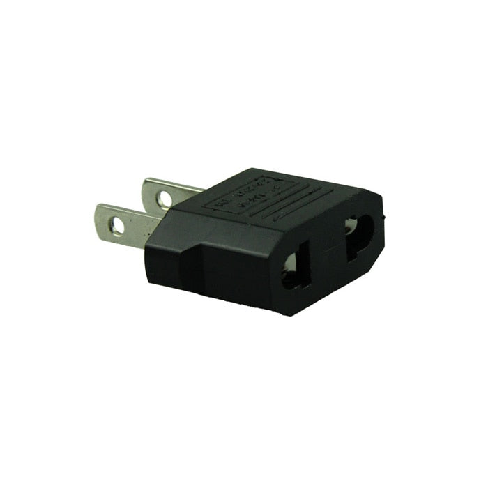 EU to US Wall Plug Adapter
