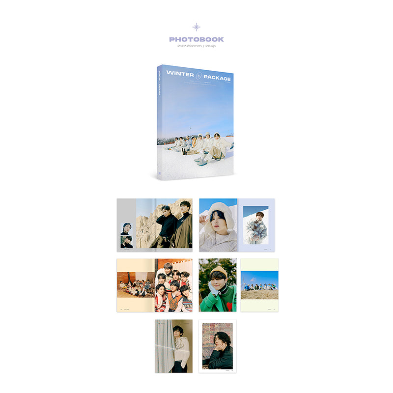 2021 BTS WINTER PACKAGE