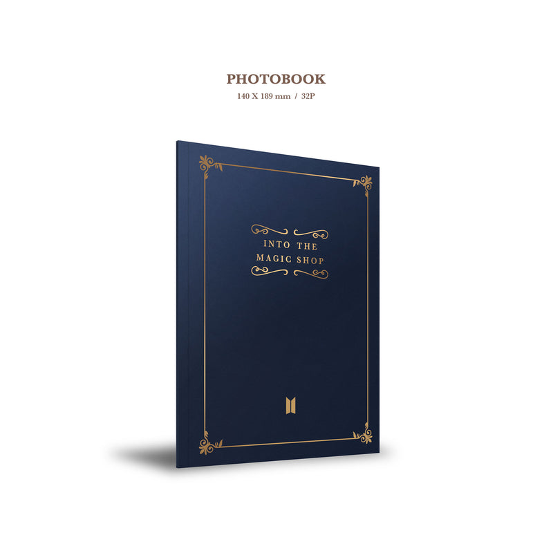 BTS 5TH MUSTER [MAGIC SHOP] Blu-ray