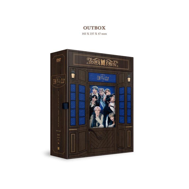 BTS 5TH MUSTER [MAGIC SHOP] DVD