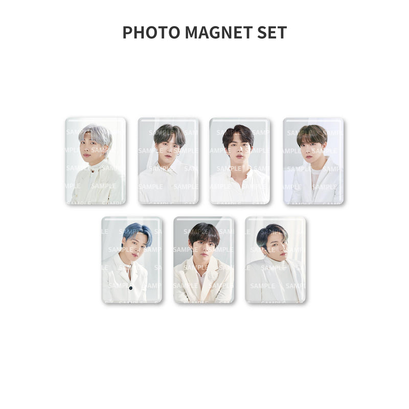 [BANG BANG CON] PHOTO MAGNET SET