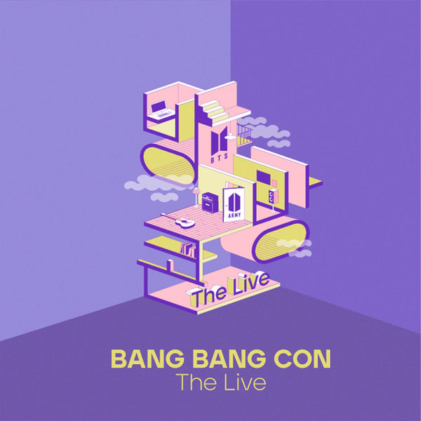 [BANG BANG CON] BADGE SET