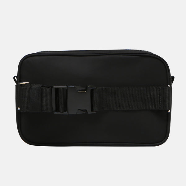 [BC] Waist Bag 01 (black_F)
