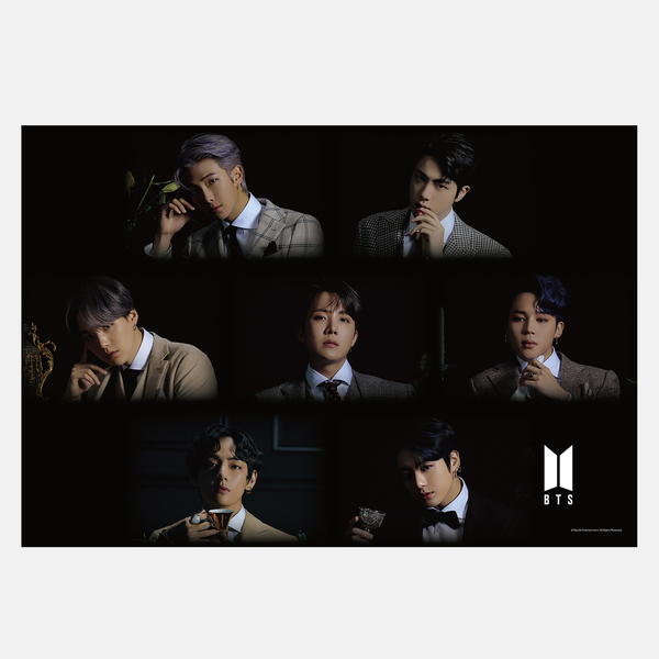 [BTS Jigsaw Puzzle] MAP OF THE SOUL : 7 Ver. 3 (300ピース)