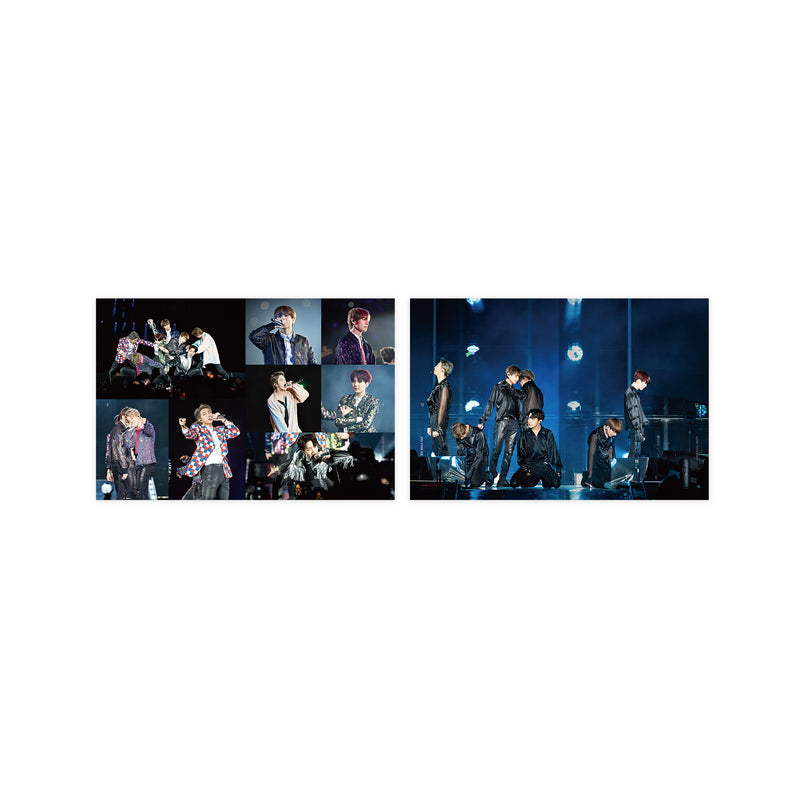 BTS WORLD TOUR 'LOVE YOURSELF' NEW YORK Blu-ray*