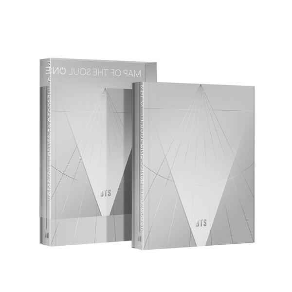 BTS MAP OF THE SOUL ON:E CONCEPT PHOTOBOOK CLUE VER.